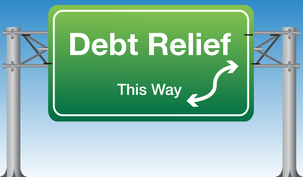 debt relief this way